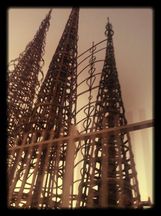 Reynar Banham Loves Watts Towers